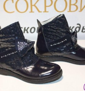 Ботинки Тифлани новые