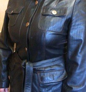 Куртка кожа натуральная.
