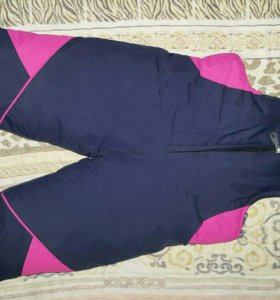 Зимние штаны от комбинезона