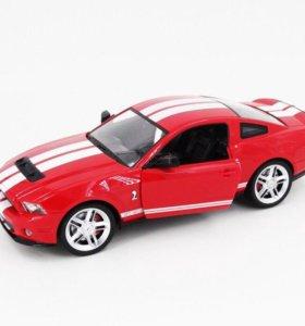 Радиоуправляемая машина MZ Ford Mustang GT 1:14.