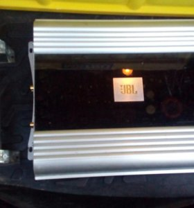 Усилитель JBL-500V,+Накопитпль.