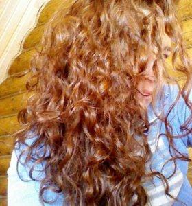 Биохимия ( карвинг) волос