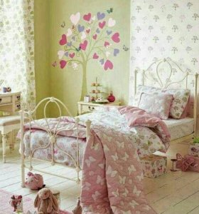 Новая кровать 🌌