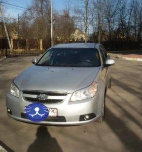 Chevrolet Epica 2.0 MT, 2011