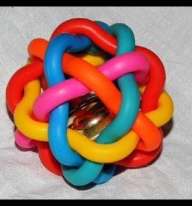 Игрушка резиновый со звуком