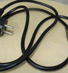 Силовой кабель 2м.
