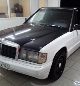 Мерседес 190 w201