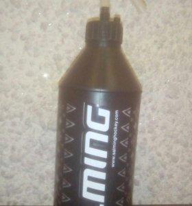 """Хоккейная бутылка для питья воды """"SALMING"""" ."""