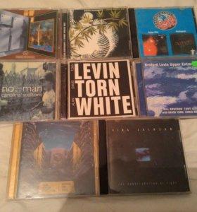 Редкие CD диски. Арт-рок