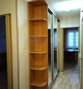 1-к квартира 41м