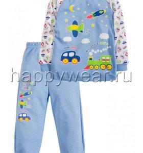Новая пижама на 3 и 4 года