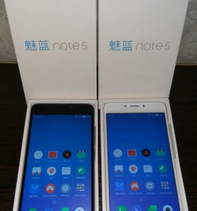Meizu M5 Note (3/32Гб)