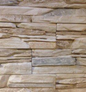 Декоративный камень и кирпич