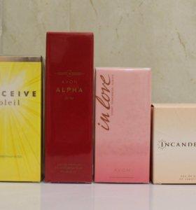 Новая парфюмерия, от 450