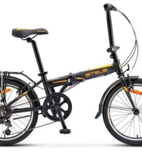 Складной велосипед Stels Pilot 630 (2017)
