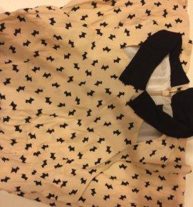 Платье-шорты