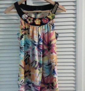 Майка Moschino и юбка