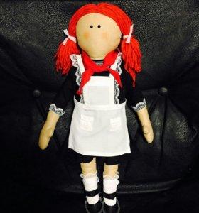 Кукла ,ручная работа