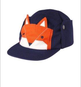 Новая бейсболка  кепка Детская Gymboree на 3-4 г.,