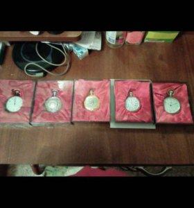 Коллекция корманных часов