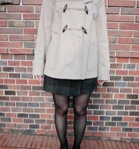 Весенняя куртка-тренч Camaieu. 52 размер