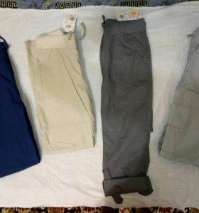 Новые брюки-бриджи