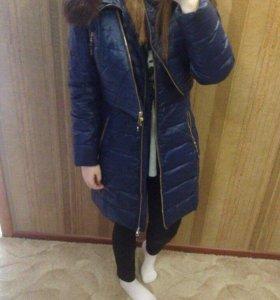 """Зимнее пальто """"Трансформер"""""""