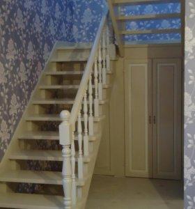 Лестница/Двери/Балки/ Балясины/Мебель/ Столяр
