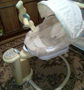 Кресло качель для детей