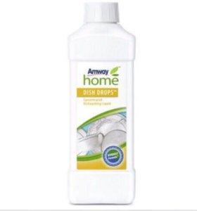 Концентрированная жидкость для мытья посуды