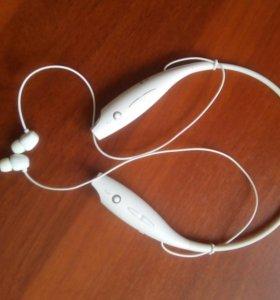 Bluetooth гарнитура - беспроводные стерео наушники