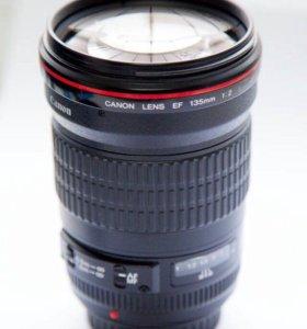 Обьектив Canon 135 2'L