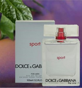 The One Sport Dolce&Gabbana