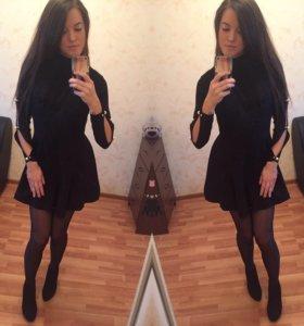 Платье чёрное ,новое!