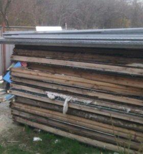 Дачный домик деревянный