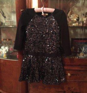 """Платье """"Juicy Couture""""."""
