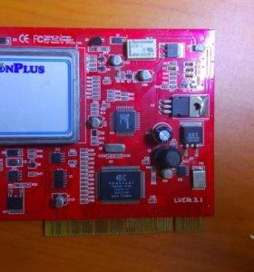 PCI DVB Карта Vision Plus