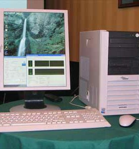 Компьютер Fujitsu
