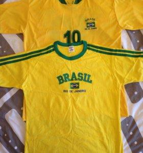 Бразильские футболки оригинал