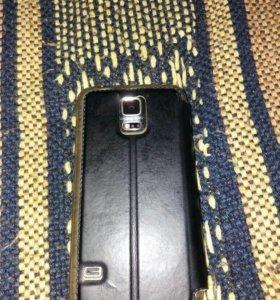 Samsung S5 на запчасти.