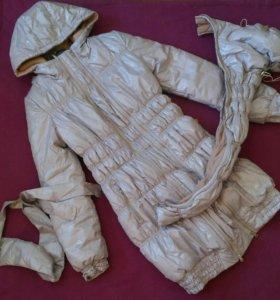 Куртка-слинг(трансформер)НОВАЯ