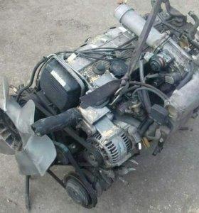Продам двигатель Toyota 1g-fe