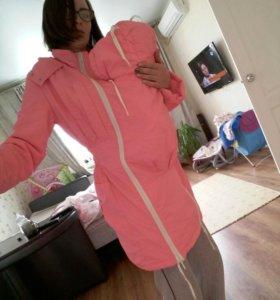 Пуховик-куртка для беременных