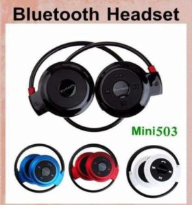 Беспроводная  гарнитура Beats mini 503 bluetooth