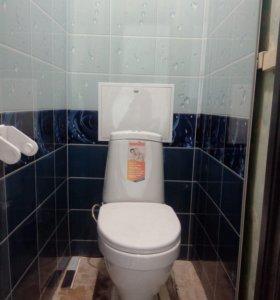 Ремонт ванной стеновые панели