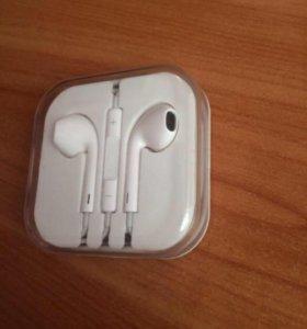 Гарнитура iPhone 5s