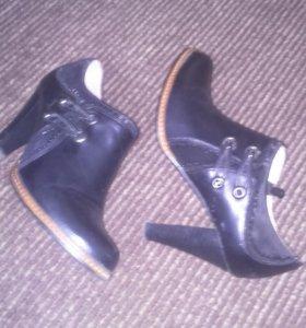 Ботинки 36 р бесплатно