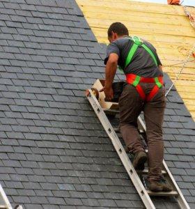 Починим крышу