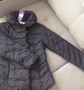 Новая Куртка весна-осень р 158