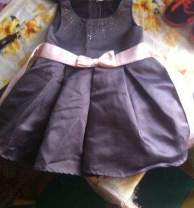 Платье +кофточка